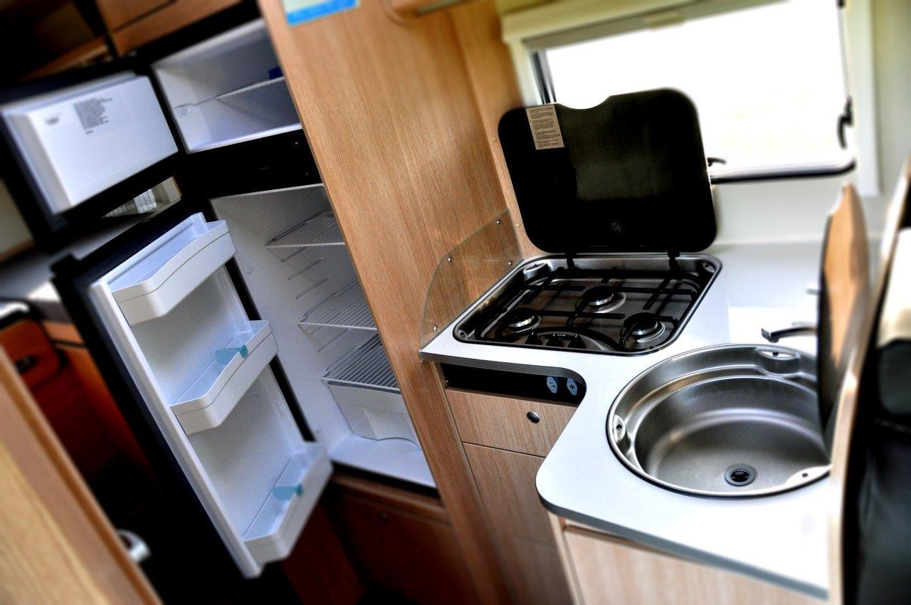 Wohnmobil Einzelbetten